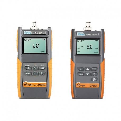 Комплект для тестов оптических сетей FHS2D02/FHP2B04
