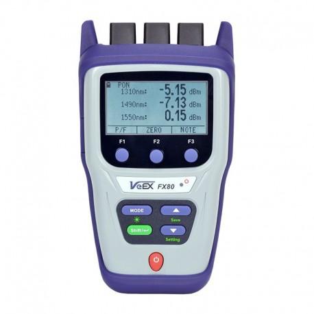 FX80 Измеритель мощности для тестирования GPON