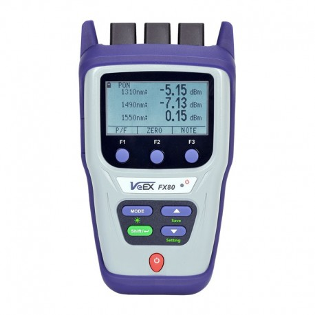 FX80 GPON Optical Power Meter