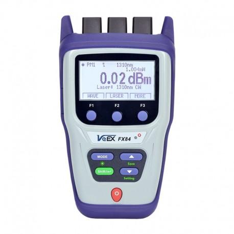Optisko zaudējumu testa komplekts (OLTS) FX84
