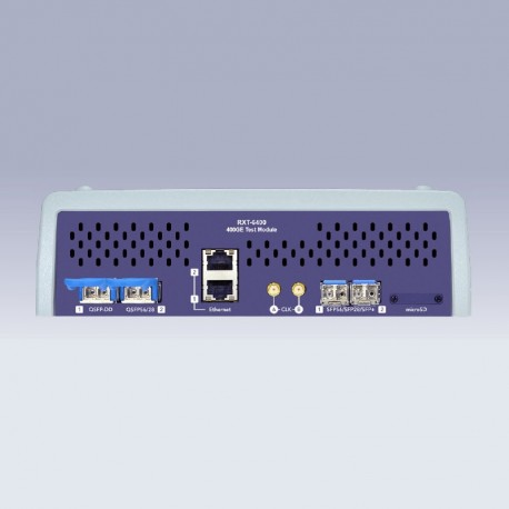 400G Test Module for RXT-1200