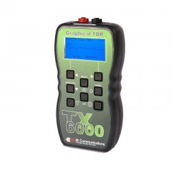 Ajadomeeni Reflektometer TX6000