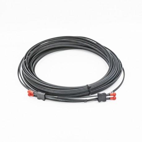 Cable, FO Duplex, RP-02, 10 m