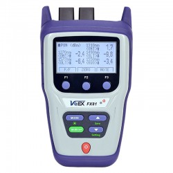 FX81 10G PON Optical Power Meter