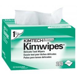 Fiberoptika Läätsepaber Kimwipes