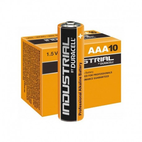 Duracell Industrial, LR03/AAA