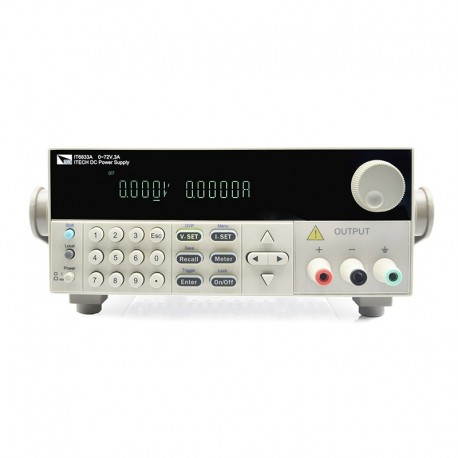 IT6800A Single Channel Programmable DC Power Supply