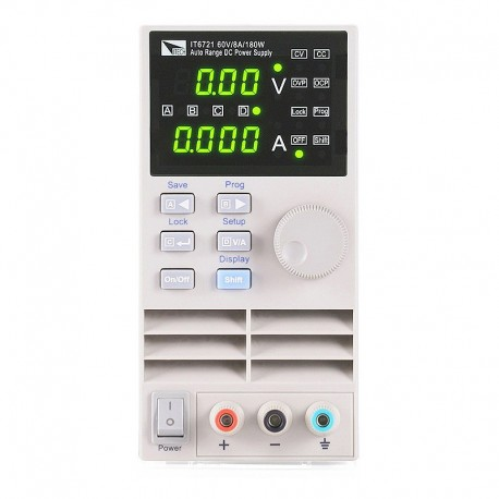 IT6700 DC Power Supply