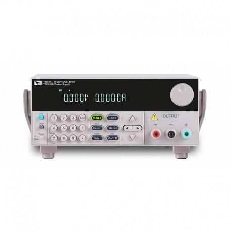IT6860A Dual-range DC Power Supply