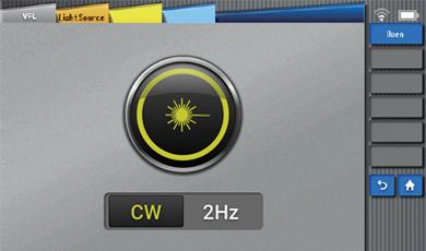 Inno OTDR Mini2 VFL Mode