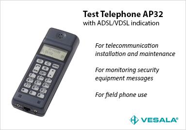 Test Telephone AP32