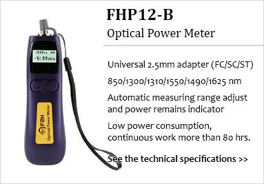 Optical Power Meter FHP12-B